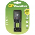 Зарядное устройство GP (Джи-Пи) PB330GS-C1 без аккумуляторов, PB330GS-C1/03517