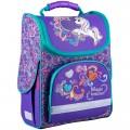 """Ранец с наполнением Berlingo Standard """"Unicorn"""" 35*25*14см, 1 отделение, 3 карм., анатомическая спинка + сумка для обуви"""