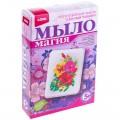 """Набор-мини для мыловарения Lori Мыло Магия """"Цветочный аромат"""", Мыл-011"""
