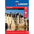 Пленка LOMOND для черно-белых и цветных лазерных принтеров, 10 шт., А4, 100 мкм