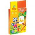 """Развивающие карточки Мульти-Пульти """"Овощи, фрукты, ягоды"""", 36шт., картон, европодвес"""