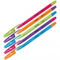 """Ручка шариковая масляная Berlingo """"Tribase Fuze"""", синяя, узел 0,7мм, толщина 0,5 мм, CBp_70922"""