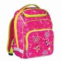 Рюкзак BRAUBERG, эргономичная спинка, для начальной школы, девочка, Бабочки, 36*26*18см