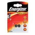 Батарейки ENERGIZER Alkaline 189 (G10, LR54), КОМПЛЕКТ 2шт., в блистере, 1,5В, шк3088