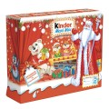 "Подарок новогодний KINDER (Киндер) ""Посылка"", 223 г, картонная коробка, ш/к 11278"