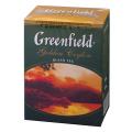 Чай GREENFIELD «Golden Ceylon ОРА», черный, листовой, 100 г