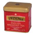 Чай TWININGS «English Breakfast», черный, железная банка, 100 г