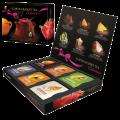 Чай CURTIS Dessert Tea Collection, НАБОР 30 пакетиков, ассорти (6 вкусов по 5 пак), 58,5г