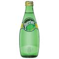 Вода газированная минеральная PERRIER (Перье), 0,33л, стеклянная бутылка, ФРАНЦИЯ