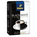 """Кофе молотый TCHIBO (Чибо) """"Black&White"""" натуральный, 250г, вакуумная упаковка"""