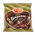 """Драже РОТ ФРОНТ """"Грильяж"""" в шоколадной глазури, 200г, пакет"""