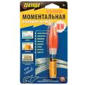 Клей моментальный СЕКУНДА 3 г, с клеевой ручкой, многоразовый, герметичный, блистер