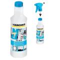 Средство чистящее KARCHER (КЕРХЕР) CA40R, для стекол, 0,5 л, БЕЗ РАСПЫЛИТЕЛЯ