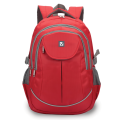 Рюкзак BRAUBERG для средней школы, для девочек., красный., Рассвет, 46*34*18см