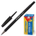 Ручка шариковая BEIFA (Бэйфа), корпус черный, узел 0,7 мм, линия 0,5 мм, черная