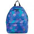 Рюкзак BRAUBERG B-HB1615 для старшеклассниц/студенток, дев., Фантазия, плотн.дно, 41*32*14 cм