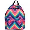 Рюкзак BRAUBERG B-HB1619 для старшекласс./студентов, универсальный, молодежь, цветной Регги, плотн. дно, 41*32*14 cм