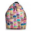 Рюкзак BRAUBERG B-HB1620 для старшекласс./студентов, универсальный, молодежь, Сладости, плотн.дно, 41*32*14 cм