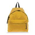 Рюкзак BRAUBERG B-HB1628 для старшекласс./студентов, универсальный, сити-формат, Один тон Желтый, 41*32*14 cм