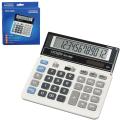 Калькулятор CITIZEN настольный SDC-868L, 12 разрядов, двойное питание, 152х153мм
