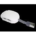 Хаб D-LINK 1040, USB 2.0, 4 порта