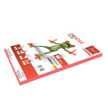 Бумага CREATIVE color (Креатив) А4, 80г/м, 100 л. интенсив розовая, БИpr-100р, ш/к 45421