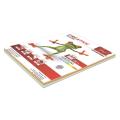Бумага CREATIVE color (Креатив) А4, 80г/м, 100 л. (5 цв.х20л.) цветная медиум, БОpr-100r, ш/к 40730
