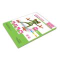 Бумага CREATIVE color (Креатив) А4, 80г/м, 50 л. неон салатовая, БНpr-50с, ш/к 44882