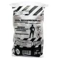 Реагент антигололедный 20кг ROCKMELT (Рокмелт) техническая соль, мешок, ш/к 90936