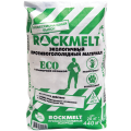 Реагент антигололедный ROCKMELT Eco (Рокмелт Эко) 20кг, до -20С, мешок