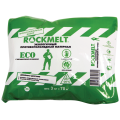 Реагент антигололедный ROCKMELT Eco (Рокмелт Эко) 3кг, до -20С, мешок