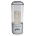Диспенсер для жидкого мыла ЛАЙМА, наливной, 0,5л, ABS пластик, хром (мыло 600189-190,601431-433)