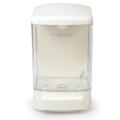 Диспенсер для жидкого мыла ЛАЙМА, наливной, 1л, ABS пластик, бел. (мыло 600189-190,601431-433)