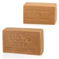 Мыло хозяйственное 65%, 200г (Меридиан), без упаковки