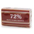 Мыло хозяйственное 72%, 200г (Меридиан), в упаковке