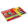 Пластилин классический ПИФАГОР 10 цв., 200г, со стеком, картонная упаковка, 100972