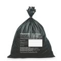 Мешки для мусора медицинские ЛАЙМА-МЕД, комплект 50 шт., класс Г (чёрные), 30 л, ПРОЧНЫЕ, 50-60 см, 18 мкм