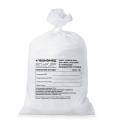 Мешки для мусора медицинские ЛАЙМА-МЕД, комплект 50 шт., класс А (белые), 80 л, ПРОЧНЫЕ, 70-80 см, 18 мкм
