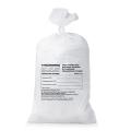 Мешки для мусора медицинские ЛАЙМА-МЕД, комплект 50 шт., класс А (белые), 100 л, ПРОЧНЫЕ, 60-100 см, 22 мкм