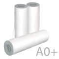 Рулон для плоттера STARLESS, А0+, ширина 914 мм, длина 175 м, втулка 76 мм, диаметр 170 мм, 80 г/м, белизна CIE 162%