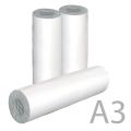 Рулон для плоттера STARLESS, А3, ширина 297 мм, длина 175 м, втулка 76 мм, диаметр 170 мм, 80 г/м, белизна CIE 162%