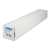 Рулон для плоттера HP, 610 мм х 45 м, Bright White InkJet Paper, плотность 90 г/м, белизна CIE 168%