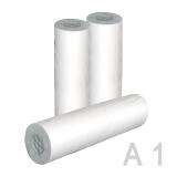 Рулон для плоттера STARLESS, А1+, ширина 610 мм, длина 50 м, втулка 50 мм, диаметр 100 мм, 80 г/м, белизна CIE 162%