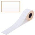Этикетка ТермоЭко, для термопринтера и весов, 43-25-1000 шт. (ролик), светостойкость до 2 месяцев