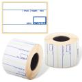 Этикетка ТермоЭко, для термопринтера и весов, 58-40-700 шт. (ролик), с препринтом, светостойкость до 2 месяцев