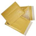 Конверт-пакет с просл. из пузыр. пленки КОМПЛЕКТ 10шт, 240х330мм,отр.полоса,крафт-бум,КОРИЧ,G/4-G.10