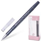 Ручка гелевая ERICH KRAUSE Belle Gel, корпус черный, узел 0,5мм, линия 0,4мм, черная, 17741