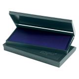 Штемпельная подушка TRODAT (110*70 мм) синяя, 9052c