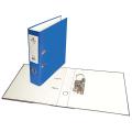 """Папка-регистратор BRAUBERG """"ECO"""", 80 мм, синяя, 221396"""