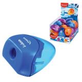 """Точилка MAPED (Франция) """"I-Gloo"""", с контейнером, ассорти, дисплей, 534754"""